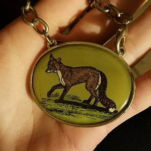 Jewelry - Fox on the run necklace